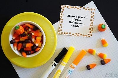 Make a Halloween Candy Graph