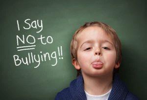 I Say NO to Bullying!